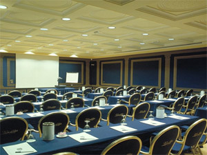 Building Automation Lighting Manager: Sala Congressi - Grand Hotel Bristol - Stresa (VB)